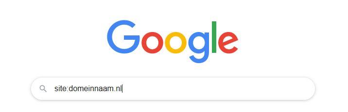 hoger in google meta gegevens
