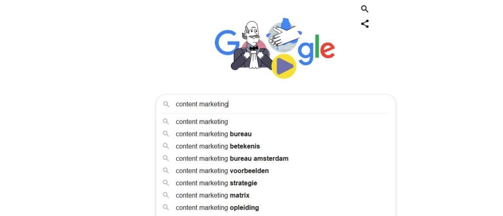 content marketing suggesties Google Wat is Content Marketing & Beste strategie in 8 stappen